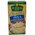 Mother's Joy - Organic White Cheddar &amp; Shells (twelve 6-oz. packages)